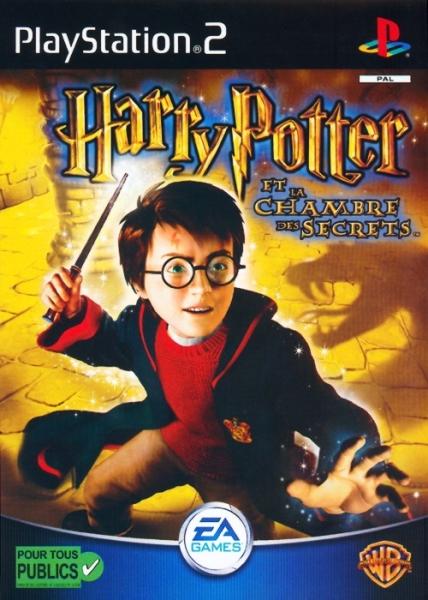 Harry potter la chambre des secrets ps2 jeux occasion pas cher gamecash - Harry potter chambre secrets streaming ...