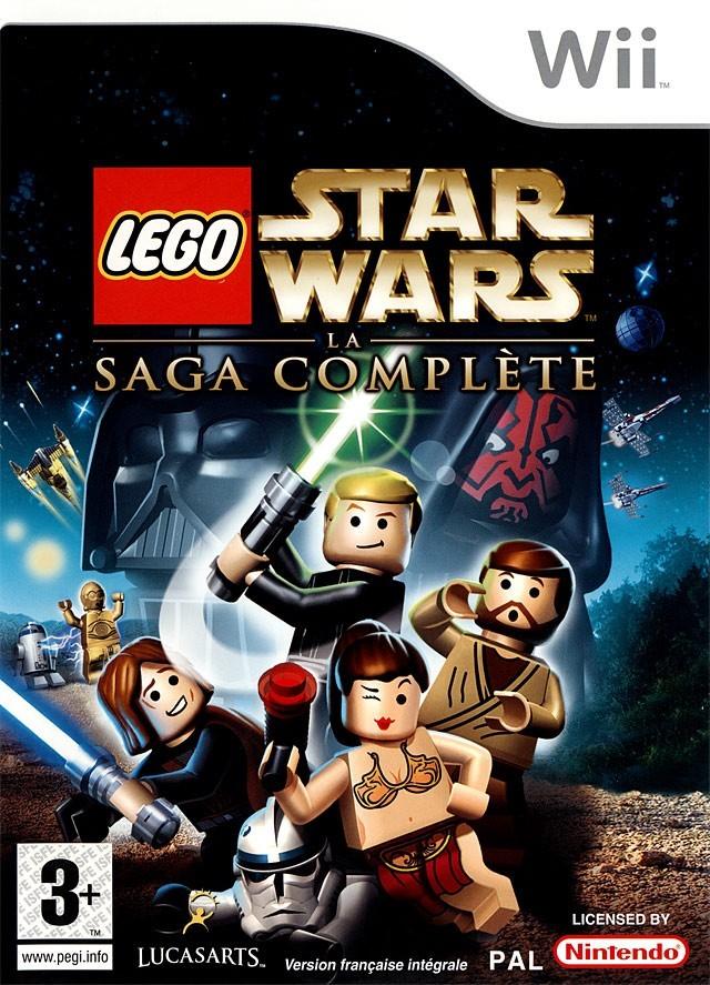 Lego star wars - La saga complete