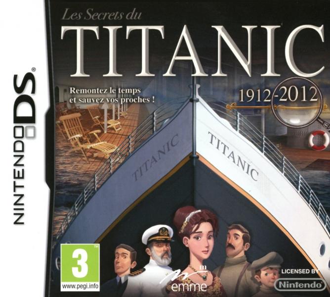 [Nintendo DS/3DS] Les Secrets du Titanic : 1912 - 2012  Les-secrets-du-titanic-ds-e54222