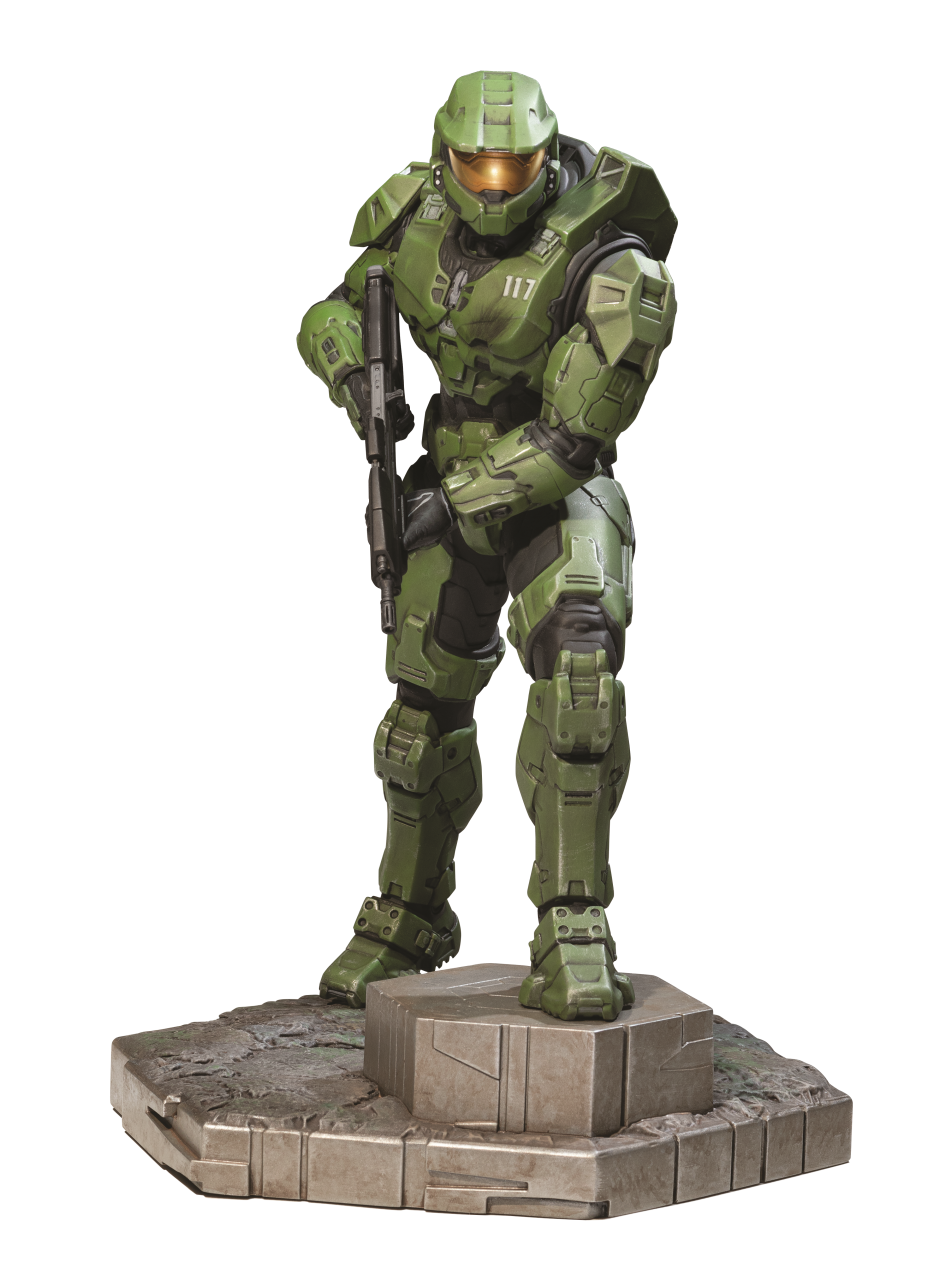 Statue HALO INFINITE MASTER CHIEF 1