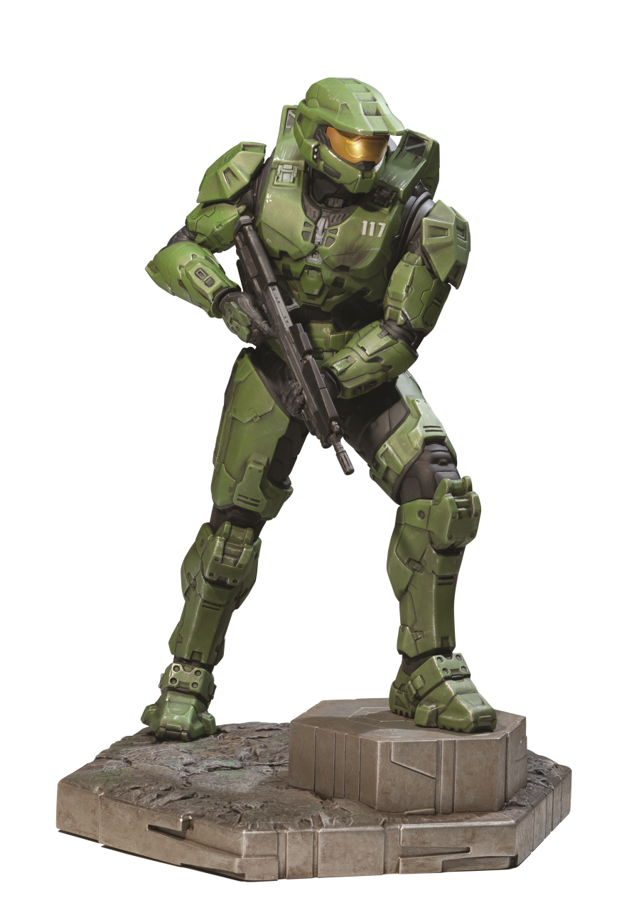 Statue HALO INFINITE MASTER CHIEF 2