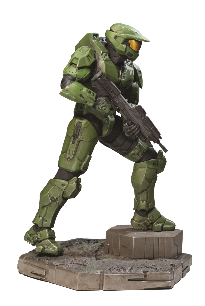 Statue HALO INFINITE MASTER CHIEF 3