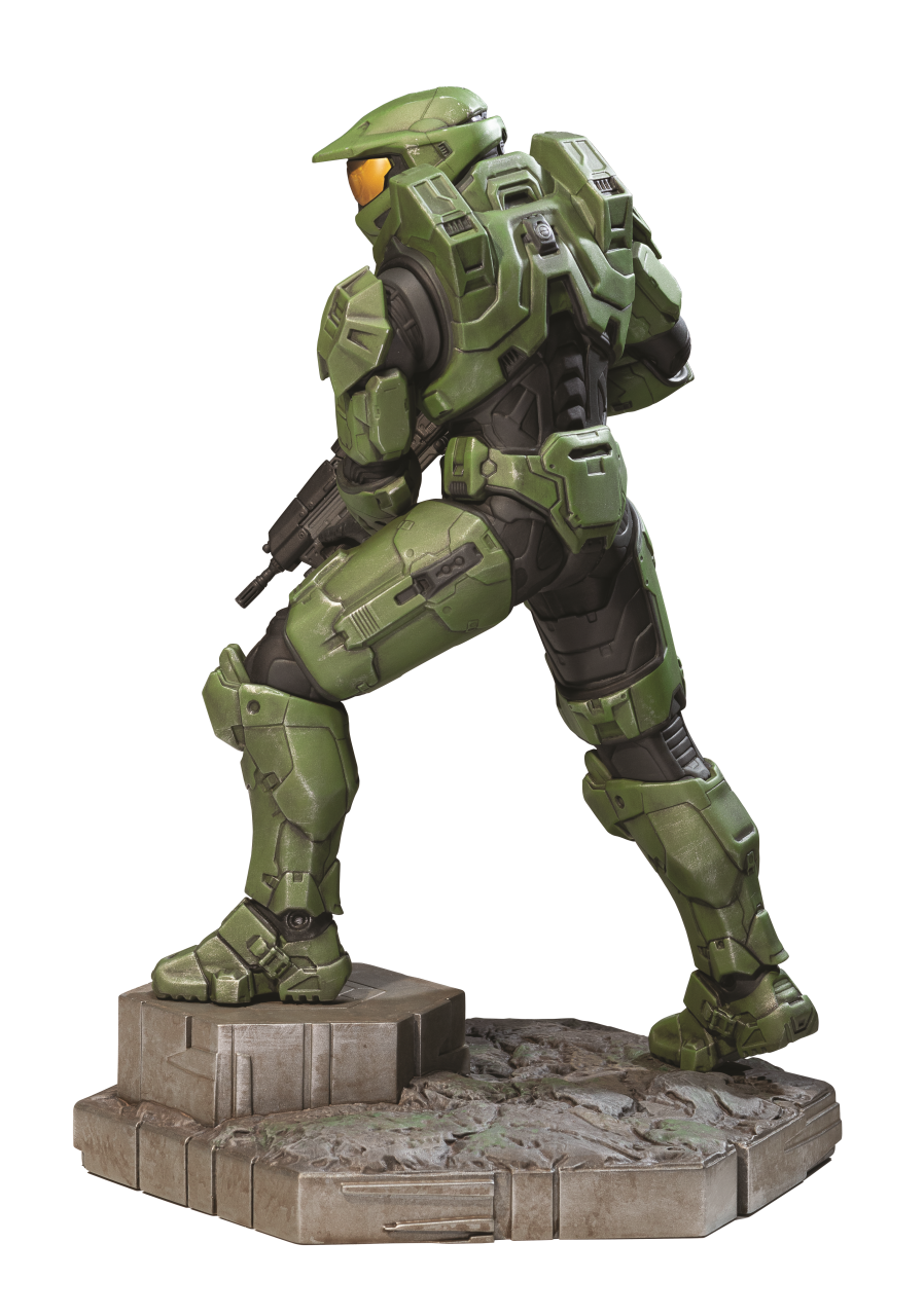 Statue HALO INFINITE MASTER CHIEF 7