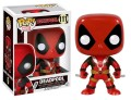 Pop Marvel Deadpool 111 d'occasion (Figurine)