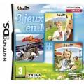 3 Jeux en 1 - Animaux Vol. 2 d'occasion (DS)