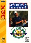 36 Great Holes (import USA) en boîte d'occasion (32 X)