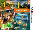 Jewel Link Double Pack : Safari Quest et Atlantic Quest  d'occasion (3DS)