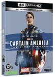 Captain America : The First Avenger 4K  d'occasion (BluRay)