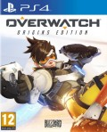 Overwatch d'occasion sur Playstation 4