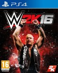 WWE 2K16 d'occasion sur Playstation 4