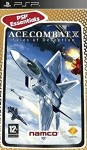 Ace Combat X : Skies of Deception - PSP Essentials d'occasion sur Playstation Portable