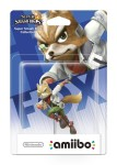 Amiibo Fox (N°6) en boîte d'occasion (Wii U)