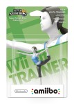 Amiibo Super Smash Bros - Entraineuse Wii Fit (N°8) d'occasion (Wii U)