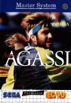 Andre Agassi Tennis en boîte d'occasion (Master System)