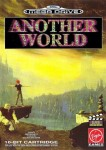 Another World en boîte d'occasion (Megadrive)