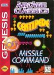 Arcade Classics (import USA) d'occasion (Megadrive)