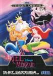 Ariel: The Little Mermaid en boîte d'occasion (Megadrive)