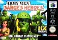 Army Men: Sarge's Heroes  d'occasion (Nintendo 64)