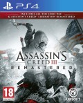 Assassin's Creed III Remastered d'occasion (Playstation 4 )
