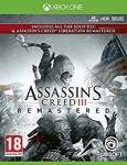 Assassin's Creed III Remastered  d'occasion (Xbox One)