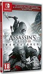 Assassin's Creed III Remastered  d'occasion (Switch)
