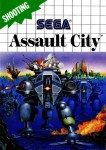 Assault City (En Boite) d'occasion sur Master System