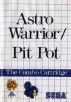 Astro Warrior et Pit Pot (En Boîte) d'occasion (Master System)