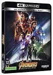 Avengers : Infinity War 4K  d'occasion (BluRay)