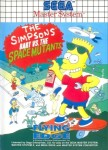 The Simpsons : Bart VS The Space Mutants (En Boîte) d'occasion (Master System)