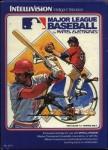 Major League Baseball d'occasion (Mattel Intellivision)