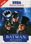 Batman returns d'occasion (Master System)