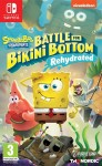 Spongebob Squarepants: Battle For Bikini Bottom - Rehydrated  d'occasion (Switch)