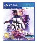 Blood & Truth  d'occasion sur Playstation 4