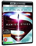 Man of Steel 4K d'occasion (BluRay)