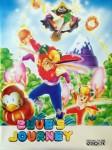 Blue's Journey (import USA) en boîte  d'occasion (Neo Geo)