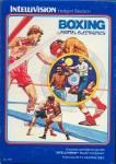 Boxing d'occasion (Mattel Intellivision)