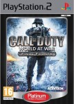 Call of Duty : World at war - Final Fronts Platinum d'occasion sur Playstation 2