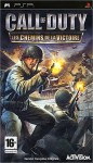 Call of duty les chemins de la victoire d'occasion sur Playstation Portable