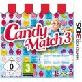 Candy Match 3 d'occasion (3DS)