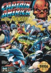 Captain America and the Avengers (import USA) d'occasion (Megadrive)