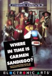 Where in time is carmen sandiego d'occasion (Megadrive)
