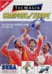 Champions of Europe en boîte d'occasion (Master System)