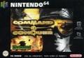 Command & conquer d'occasion (Nintendo 64)