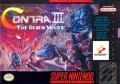 Super Probotector: Alien Rebels (import USA) d'occasion (Super Nintendo)