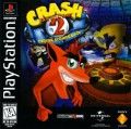 Crash Bandicoot 2 (import USA) d'occasion (Playstation One)
