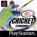 Cricket 2000  d'occasion (Playstation One)