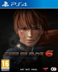 Dead or Alive 6   d'occasion sur Playstation 4