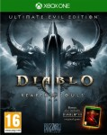 Diablo III Ultimate evil edition: Reaper of Souls d'occasion sur Xbox One