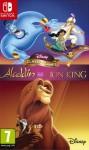Disney Classic Games - Aladdin et Le Roi Lion d'occasion (Switch)