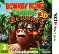 Donkey Kong Country Returns 3D d'occasion (3DS)